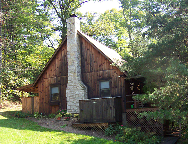 HOME - Old Man's Haven Cabins